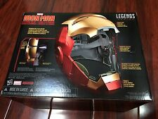Hasbro Prop Replica Marvel Legends IRONMAN Iron Man Electronic Helmet WEARABLE!!