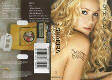 MUSICASSETTA Shakira – Laundry Service  NUOVO D'EPOCA RIMANENZA MAGAZZI