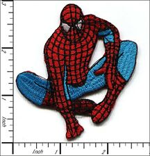10 Pcs Embroidered Iron on patches Jumping Spideman 7x7.2cm AP012dE