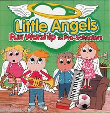 LITTLE ANGELS Fun Worship For Pre-Schoolers CD