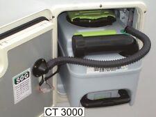 SOG Toilettenentlüftung für Dometic Toilette CT 3000 CT 4000
