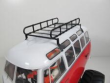 1/10 Metal Roof Top Mount Luggage Storage Rack Tamiya WR-02 Volkswagen Bus Type