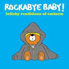 Lullaby Renditions Of Eminem - Rockabye Baby (2014, CD NIEUW)