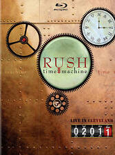 Rush: Time Machine - Live in Cleveland (DVD, 2011) Pink Floyd Led Zeppelin