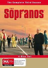 The Sopranos : Season 3 (DVD, 2002, 4-Disc Set)