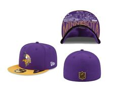 New NFL Draft On Stage Minnesota Vikings 2015 Kids 59Fifty Fitted Cap Hat 6 5/8
