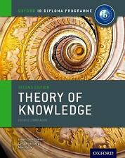 Theory of Knowledge by Lena Rotenberg, Eileen Dombrowski and Mimi Bick (2013,...