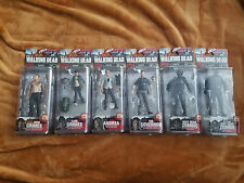 McFarlane Toys AMC The Walking Dead TV Series 4 Set of 6 Action Figures