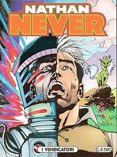 """Nathan Never n. 25 """"i Vendicatori"""" ed.Bonelli"""