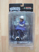 "SUB-POP BIONIC 7"" HOMIES SERIES #1 Action Figure NOS Vital Toys 2003 COLLECTABLE"