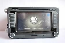 NEW 2016 VW RNS 510 LED SSD S HW42 Scirocco Caddy Jetta Beetle Sharan navigation