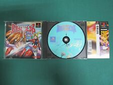 PlayStation - TOSHINDEN SUBARU - PS1. JAPAN GAME. Spine card. work fully. 25544