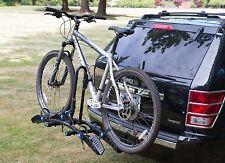 "Advantage SportsRack FlatRack 2 bike carrier 2"" or 1 1/4"" Receiver Hitch NEW"
