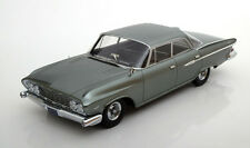 1961 Dodge Dart Phoenix Grey Green Metallic by BoS Models LE of 1000 1/18