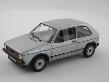Norev 1976 Volkswagen Golf GTI Silver 1:18 **New Item**