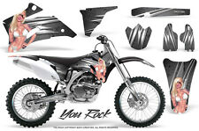 YAMAHA YZ250F YZ450F 06-09 GRAPHICS KIT CREATORX DECALS YRS