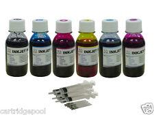 Refill Ink for Epson 48 T048 R200 R340 R620 R600 R500 RX500 RX600 RX620 28oz/s