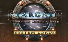 STARGATE CCG TCG SYSTEM LORDS Yu, Venerable Lord #027