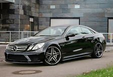 Mercedes W212 E Class Coupe C207 A207 AMG Black Series FULL BODY KIT