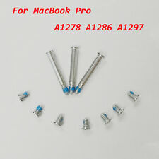 10pcs Macbook Pro Series A1278 A1286 A1297 Hot Bottom Back Case Cover Screws Set