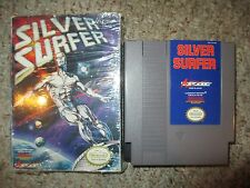 Silver Surfer  (Nintendo NES, 1990) with Box FAIR