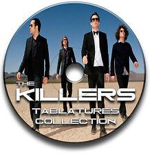 Gli assassini ROCK CHITARRA schede tablature SONG BOOK CD software