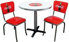 Coca-Cola Diner Chair Chairs & Table Coke Bottle