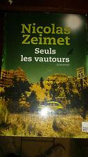 SEULS LES VAUTOURS - Nicolas Zeimet - Ed. Toucan Noir