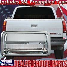 1988-1998 CHEVY/GMC C1500, K1500  Triple Chrome Tailgate Handle COVER Overlay
