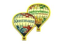 Heißluft Ballon Pin Akermann OPTOVISION Brillengläser