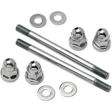Gas Tank Mounting Hardware Kit Acorn Nut-Style with Stud   Colony 2076-10