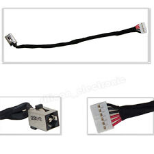 for TOSHIBA SATELLITE P70 P75 AC DC POWER JACK HARNESS PLUG IN CABLE DD0BDAAD000