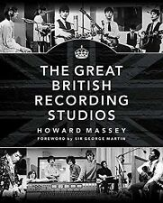 GREAT BRITISH RECORDING STUDIOS - REFERENCE BOOK 333513