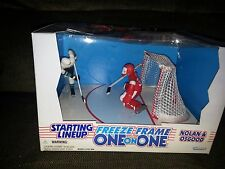 Freeze Frame One on One Starting Lineup Hockey Figure Nolan/Osgood