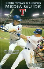 2006 Texas Rangers Media Guide: Michael Young & Mark Teixeira