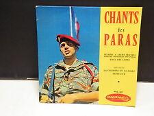 CHANTS DES PARAS Hymne à Saint Michel PRC 269 MUSIQUE MILITAIRE