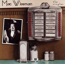 The Singles by Mac Wiseman COUNTRY BLUEGRASS MUSIC CD!