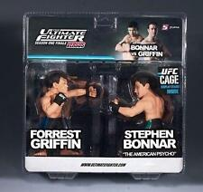 FORREST GRIFFIN VS STEPHEN BONNAR ROUND 5 VERSUS SERIES 2 UFC FIGURE (2-PACK)