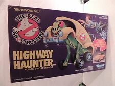 THE REAL GHOSTBUSTERS Highway Haunter ACTION GHOST VW VEHICLE **Un-opened Box**