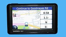 GARMIN NUVI 1310 AUTOMATIVE GPS RECEIVER/ SATNAV - UK & ROI MAPS - 3321