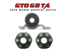 2005-2006 Pontiac GTO Driveshaft Repair Kit Center Support Rubber Flex Disc