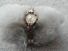 Swiss Made 17 Jewels Bulova Ladies Wind Up Watch