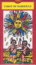 NEW Tarots Tarot of Marseille Deck Cards Lo Scarabeo