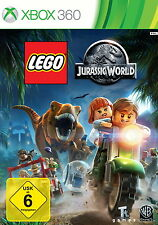 LEGO Jurassic World (Microsoft Xbox 360, 2015, DVD-Box)