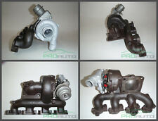 TURBO TURBOCHARGER FORD MONDEO III 2.2 TDCI  MELETT CHRA FITTED, NOT CHINESE !!!