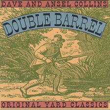 DAVE AND ANSEL COLLINS (REGGAE) - Double Barrel CD ** Like New / Mint **