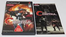 Neo Contra PS2 PlayStation 2 JPN Japan Probotector