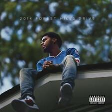 J. Cole - 2014 Forest Hills Drive     - CD NEU