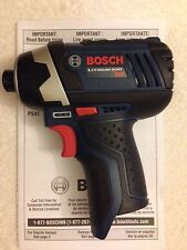 "New Bosch 12V 12 Volt Lithium Ion PS41B 1/4"" Hex Cordless Impact Driver"
