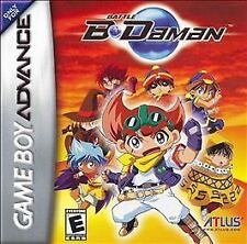 Battle B-Daman (Nintendo Game Boy Advance, 2006)